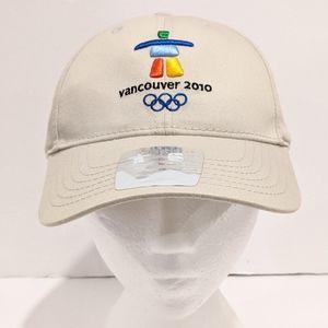 Vancouver 2010 Olympic baseball cap hat